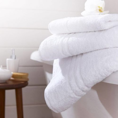 Asciugamani e ospiti