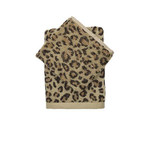 Asciugamani Wild Leopardati