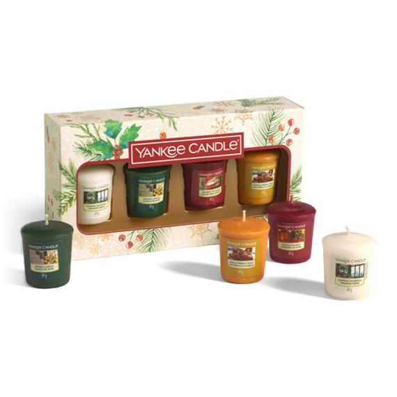 Yankee Candle 4 candele sampler