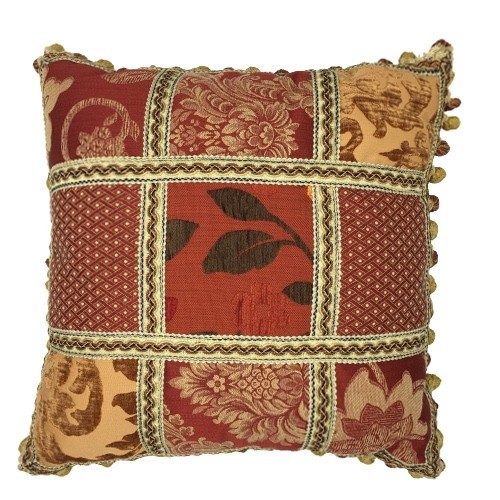 PATCHWORK ROSSO ORO
